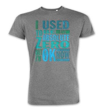 Absolute Zero 0K Now premium t-shirt