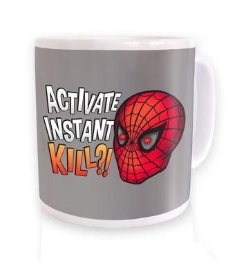 Activate Instant Kill mug