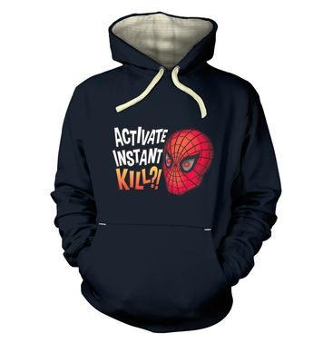 Activate Instant Kill premium hoodie