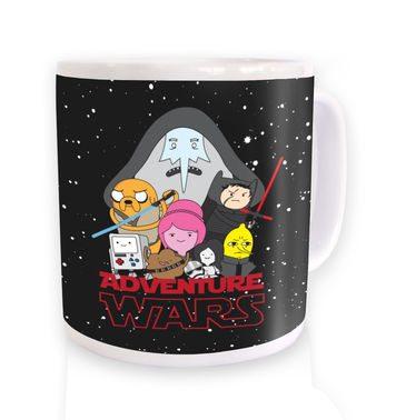 Adventure Wars mug