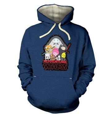Adventure Wars premium hoodie