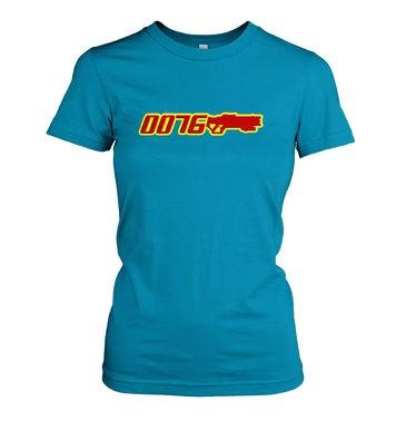 Agent 0076 women's t-shirt