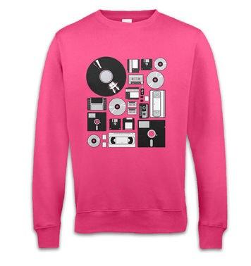 All The Data sweatshirt