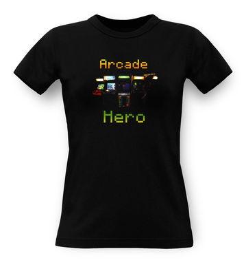 Arcade Hero classic women's t-shirt