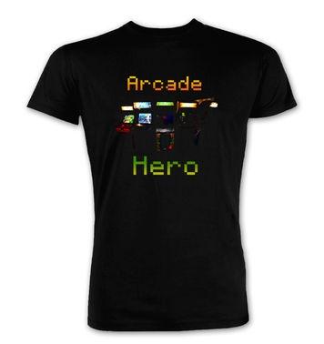 Arcade Hero premium t-shirt