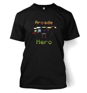 Arcade Hero t-shirt