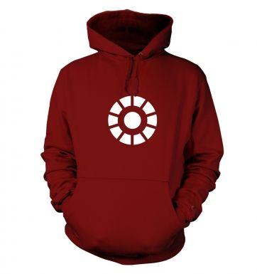 Arc Reactor hoodie