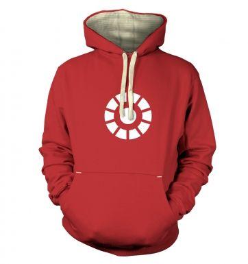 Arc Reactor hoodie (premium)