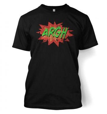 Argh  t-shirt