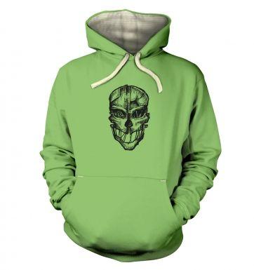 Assassins Mask  hoodie (premium)