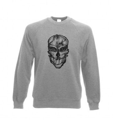 Assassins Mask sweatshirt