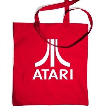 Atari Logo tote bag