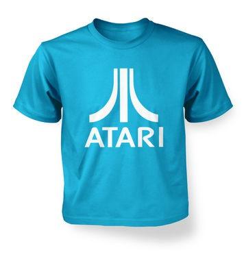 Atari Logo kids t-shirt