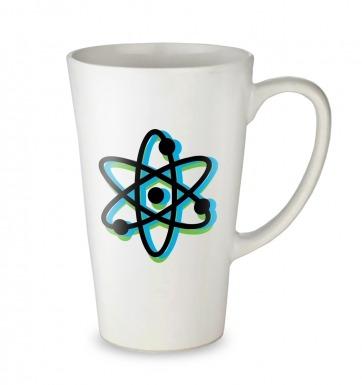 Atom tall latte mug