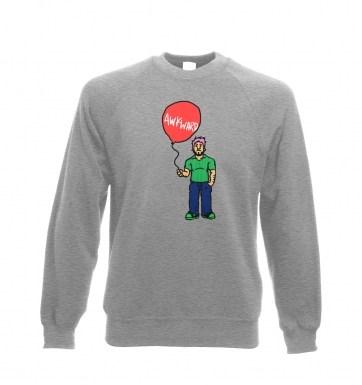 Awkward Balloon Guy sweatshirt
