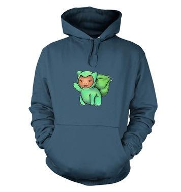 Baby Bulbasaur hoodie