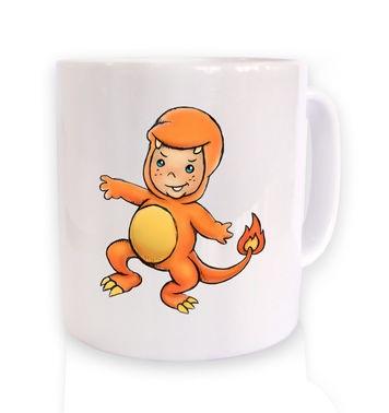 Baby Charmander mug