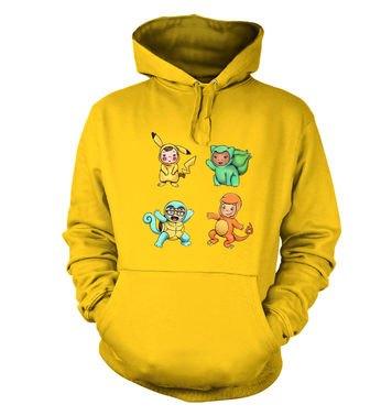 Baby Pokemon hoodie