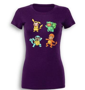 Baby Pokemon premium women's t-shirt