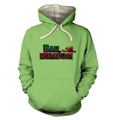 Bah humbug!   hoodie (premium)