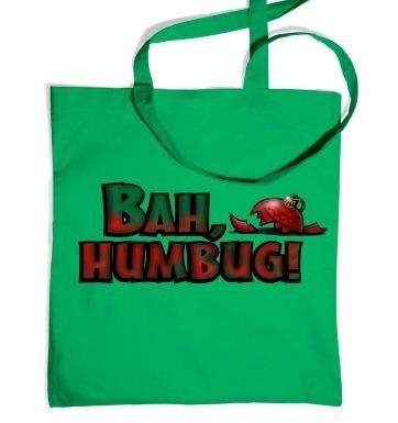 Bah humbug! tote bag