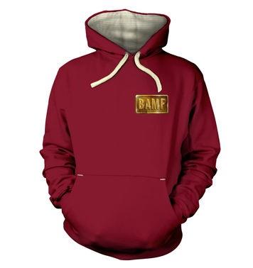BAMF McCree Badge premium hoodie