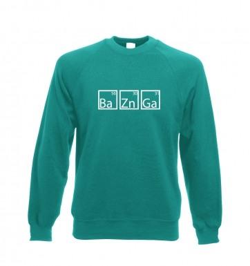 BaZnGa sweatshirt