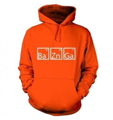 BaZnGa  hoodie