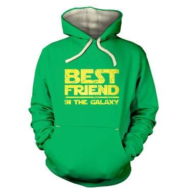 Best Friend In The Galaxy premium hoodie