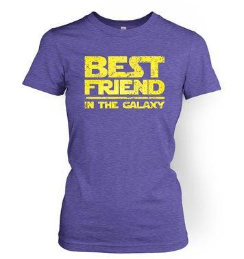 Best Friend In The Galaxy women's t-shirt