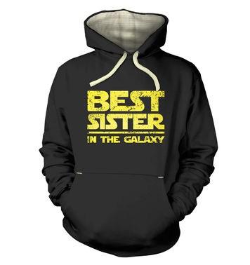 Best Sister In The Galaxy premium hoodie
