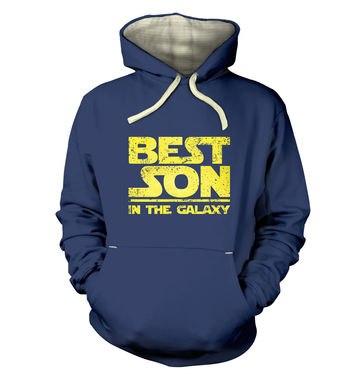 Best Son In The Galaxy premium hoodie