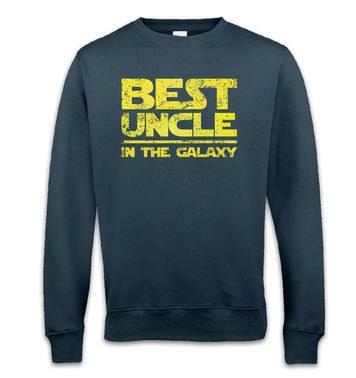 Best Uncle In The Galaxy sweatshirt