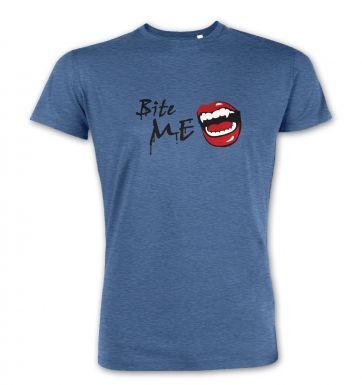 Bite Me! Vampire fangs  premium t-shirt