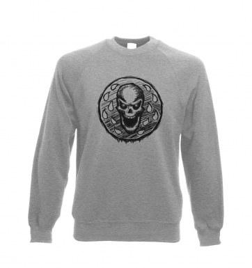Skull Coin sweatshirt