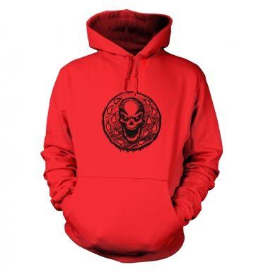 Skull Coin hoodie