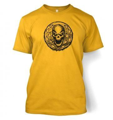 Skull Coin  t-shirt