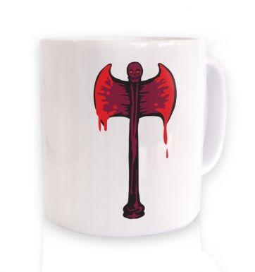 Bloody Axe  mug