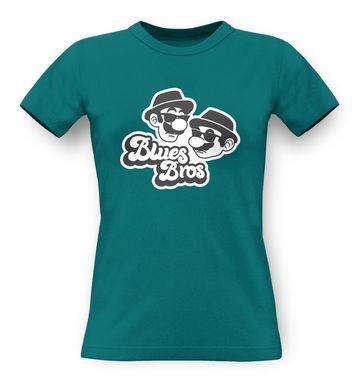 Blues Brothers classic womens t-shirt