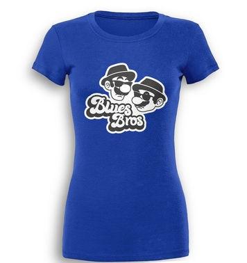 Blues Brothers premium womens t-shirt