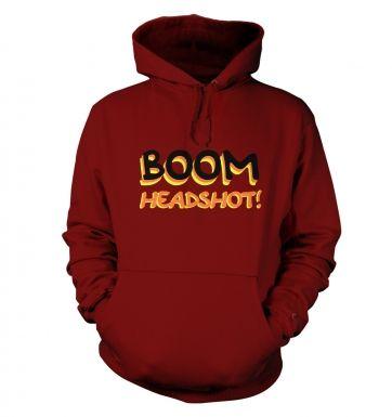 Boom Headshot  hoodie
