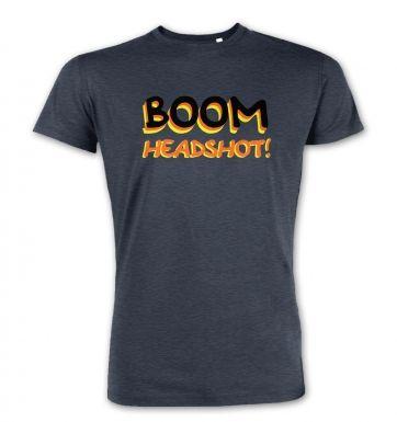 Boom Headshot  premium t-shirt
