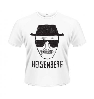 Breaking Bad Heisenberg Sketch t-shirt OFFICIAL