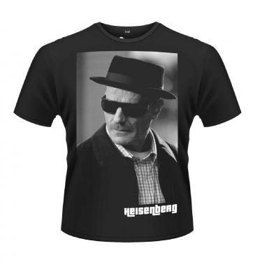 Breaking Bad Heisenberg t-shirt - OFFICIAL