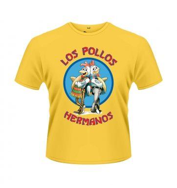 Breaking Bad Los Pollos Hermanos t-shirt - OFFICIAL