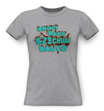 Bring Back Szechuan Sauce classic women's t-shirt