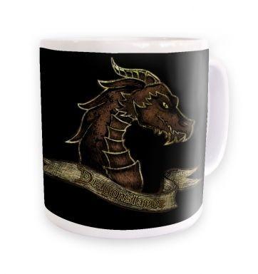 Bronze Dragonslayer  mug