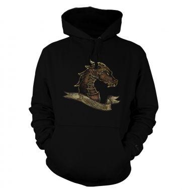 Bronze Dragonslayer hoodie