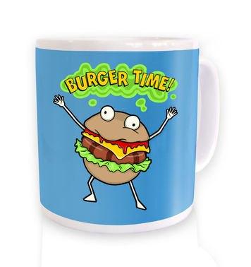Burger Time mug
