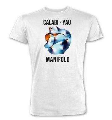 Calabi-Yau Manifold (jumbo)  premium t-shirt